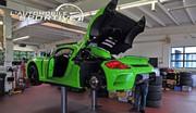Reportage : visite chez RUF Automobile