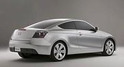 Honda Accord Concept : L'Accord de principe