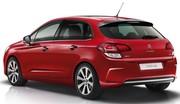 Prix Citroën C4 (2015) : des tarifs à partir de 18950 euros