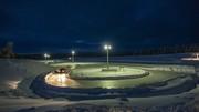 Centre d'essais finlandais pour pneus hiver Goodyear Dunlop