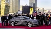 Audi A7 : 901 km sans les mains