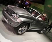 Jeep Trailhawk Concept : Jeter un pont entre deux mondes