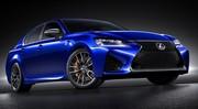 Lexus GS F : une berline haute performance