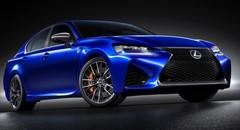 Lexus GS F 2015 : La berline japonaise sort enfin ses muscles
