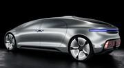 Mercedes présente sa vision de la voiture de luxe autonome