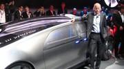 """Dieter Zetsche (Daimler) : """"Nous réinventons l'automobile"""""""