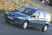 Essai Dacia Logan MCV 1.6 16v et 1.5 dCi : Familles, je vous aime !