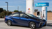 Toyota offre l'accès à ses brevets sur la pile à combustible