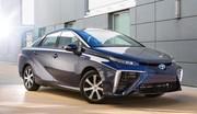 Toyota ouvre ses technologies « pile à combustible » à la concurrence