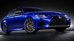 Lexus GS F (2015) : un V8 de 473 ch sous le capot