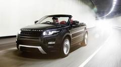 Le Range Rover Evoque cabriolet bientôt validé ?