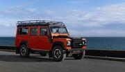 Voici les trois dernières séries spéciales du Land Rover Defender