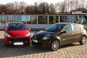 Essai Peugeot 207 1.6 THP 150 ch / Renault Clio 2.0 140 ch: philosophies divergentes