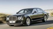 Bentley : record pour l'année 2014
