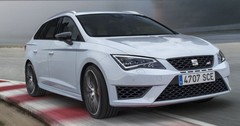 SEAT Leon ST Cupra 2015 : break (d'avion) de chasse