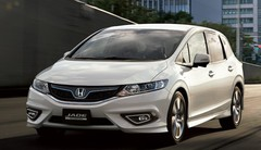 Honda présente Jade, un break hybride