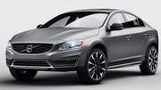 Inouï : une berline Volvo se grime en baroudeur