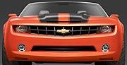 Chevrolet Camaro cabriolet : 2009 succèdera à 1969