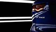 Un SUV dans la gamme Jaguar dès 2016 : Jaguar diffuse la première image officielle de son futur crossover F-Pace