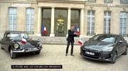 Emission Automoto : voitures blindées; Secma F16; AM V12