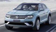 Volkswagen Cross Coupé GTE : Intentions précisées