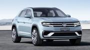 Volkswagen Cross Coupé GTE (2015) : premières photos officielles