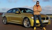 Essai BMW M4 par Soheil Ayari : l'équilibre presque parfait
