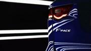 Une nouvelle Jaguar officielle : la F-Pace
