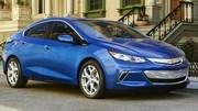 Chevrolet Volt 2016 : Une deuxième génération plus musclée à Detroit