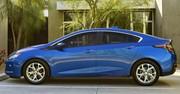 Chevrolet Volt : elle se renouvelle en douceur
