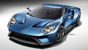 Ford GT (2015) : premières photos officielles