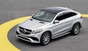 Mercedes-AMG GLE63 Coupé : le BMW X6M dans le viseur
