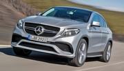 Mercedes-AMG GLE 63 Coupé : Sprinteur poids lourd
