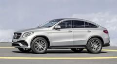 Mercedes-AMG GLE 63 Coupé 4Matic, SUV coupé dopé