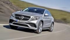 Mercedes-AMG GLE 63 S Coupé : artillerie lourde