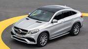 Jusqu'à 585 ch pour le Mercedes AMG GLE 63 S Coupé
