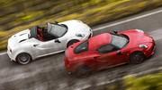 L'Alfa Romeo 4C Spider dans sa version définitive