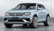 VW expose son Cross-coupé GTE