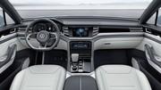 Volkswagen Cross Coupé GTE, futur américain