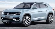 Volkswagen Cross-Coupé GTE : un pas de plus vers la série