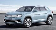 Volkswagen Cross Coupé GTE : Le nouveau visage de VW