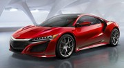 Honda Acura NSX : la voici enfin !