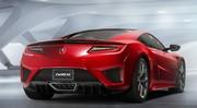 Honda NSX : ENFIN !