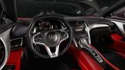 Honda NSX : sous sa robe Acura