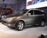 Hyundai Veracruz : Séduire les familles