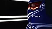 Jaguar F-Pace : le premier crossover en approche pour 2016