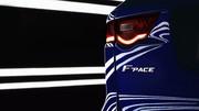 Jaguar F-Pace : première image