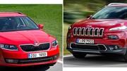 Jeep et Skoda, les nouveaux millionnaires