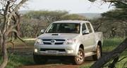 Essai Toyota Hilux 3.0 D4-D : Ambitions légitimes