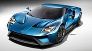 Voici la nouvelle Ford GT de série !